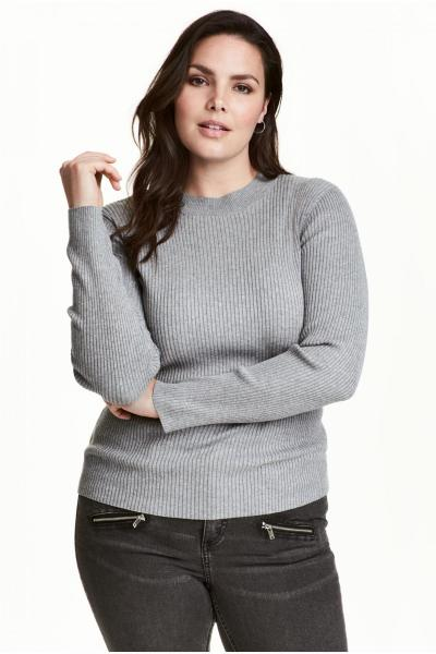 Image Knitted sweater H&M 0455091003