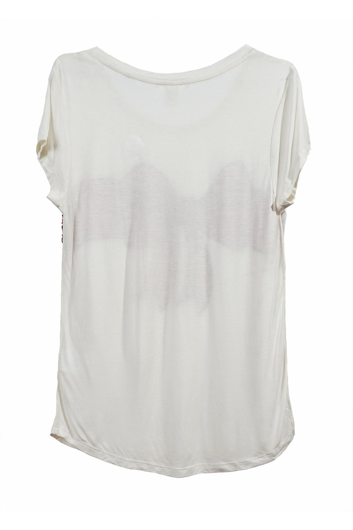 buy, t-shirt, h&m, women's, 020620191119, white, color, Kyiv, deliver, Ukraine, price from 6.94 $