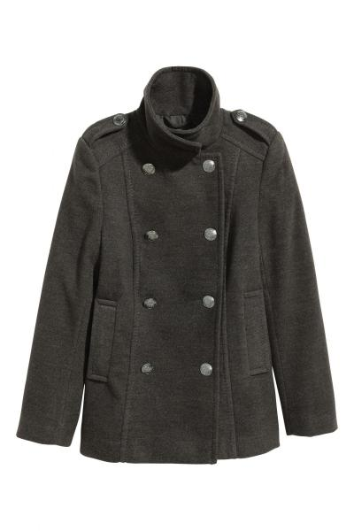 Image Short coat H&M 0544415001