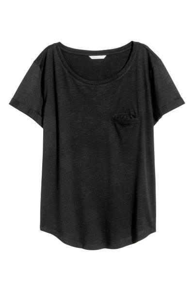 Image Knitted t-shirt H&M 0189955001