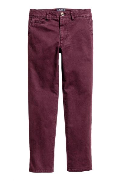 Main image Chinos Slim fit H&M 0404629003