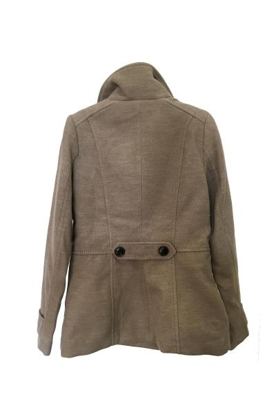 Image Double Breasted Short Coat H&M 0390162002