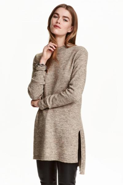 Image Knitted tunic H&M 0418855006