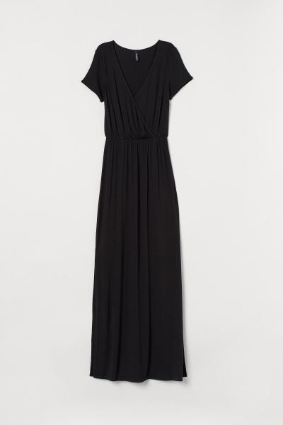 Image Knitted Maxi Dress H&M 0782566009