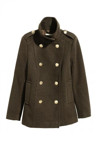 Image Short coat H&M 0544415002