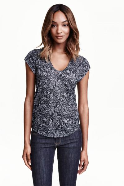 Image Triangle Top H&M 0346990009
